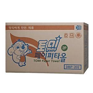 동방제지 토미 핸드 페이퍼 타올 일반 5000매