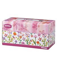 PK3 KLEENEX FACIAL TISSUE 250SHEET