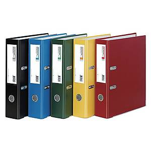 MUNHWA B8407 BINDER PVC A4 70MM BLACK