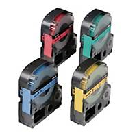 EPSON SCR9R LX-TAPE 9MM RED/BLACK