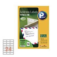 PK100 PRINTEC V3340 M/PUR LAB 64*33.86