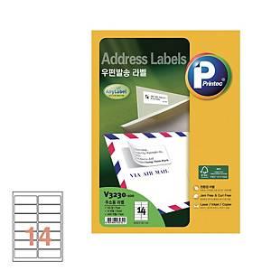 PK100 PRINTEC V3230 MULTI-PURPOSEUR LAB 99.06X38.1