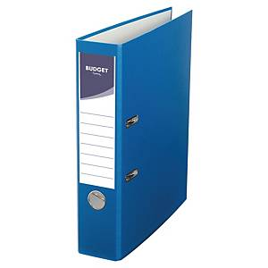 Lyreco Budget Lever Arch File A4 75mm Blue