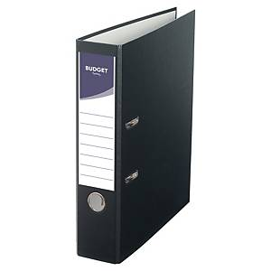 Lyreco Budget Lever Arch File A4 75mm Black