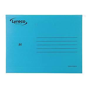 BX25 LYRECO PREMIUM SUSP FILE A4 BLUE