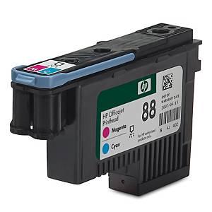 Cabezal de tinta HP 88 - magenta/cian