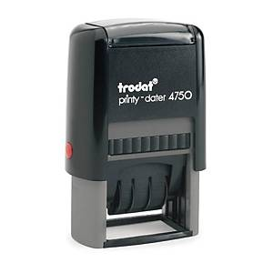 TRODAT ตรายางหมึกในตัว TR4750/L1E  RECEIVED  41 x 24มม.