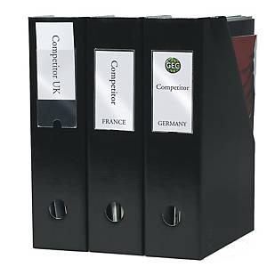 Porte-étiquettes 3L 10350, 75x150 mm, emballage de 3 pièces