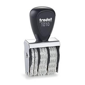 Sello fechador Trodat Printy 1.010