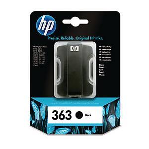 Cartuccia inkjet HP C8721EE N.363 410 pag nero
