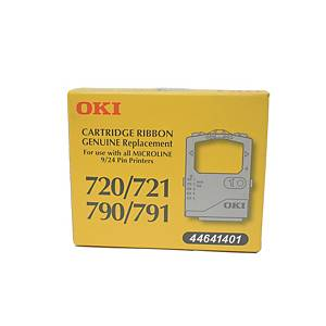 OKI 720/721/791/591 Original Printer Ribbon Black