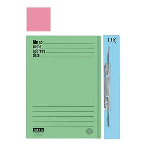 ABBA 102UK Manilla Card Folder Pink