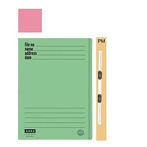 ABBA 102PM Manilla Card Folder