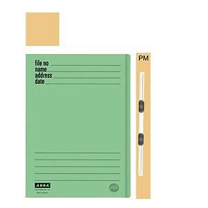 ABBA 102PM Manilla Buff Card Folder