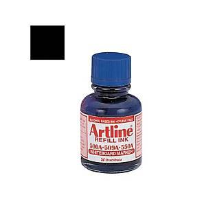Artline Whiteboard Marker Refill Ink 20ml Black
