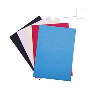 Binding Cover 230gsm White - Pack of 100 Sheets