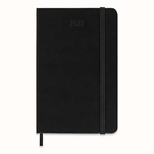 Moleskine Pocket diary 1 day/page black