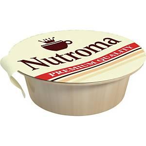 Nutroma coupelle de lait 9 ml accessoires pour café et thé - boîte de 200