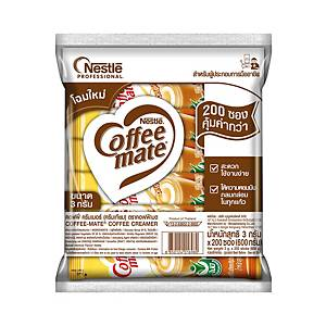 NESTLE COFFEE MATE ครีมเทียม 200 ซอง/แพ็ค