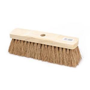 Broom wood 32 cm brown