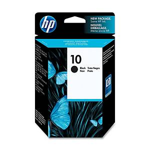 Cartuccia inkjet HP C4844A N.10 2200 pag nero