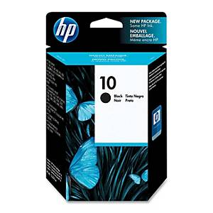 HP C4844A inkjet cartridge nr.10 black High Capacity [2.200 pages]