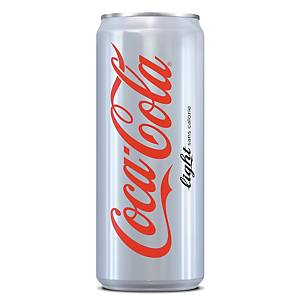 Coca-Cola light can 33 cl - pack of 24