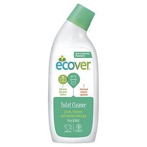 Nettoyant WC Ecover 3-en-1, 750 ml, la pièce