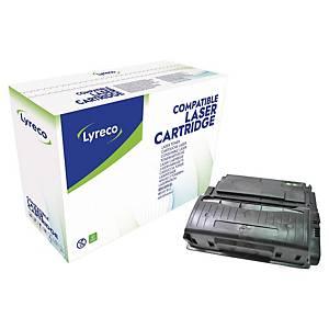 Toner Jumbo Lyreco kompatibel zu HP Q5942X, 20000 Seiten, schwarz