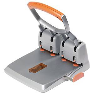 Hullemaskin Radid HDC150/4, sølv/oransje