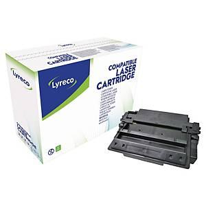 Toner Lyreco kompatibel zu HP Q6511X, 12000 Seiten, schwarz
