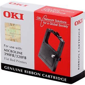 OKI 9002310 320/390 original ribbon black