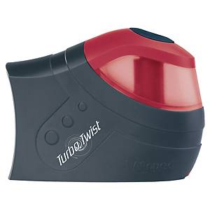 Blyantspidser Maped Turbo Twist, batteridrevet, 1 hul, sort