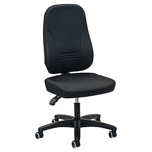 Prosedia Younico 1451 chair with permanent contact black