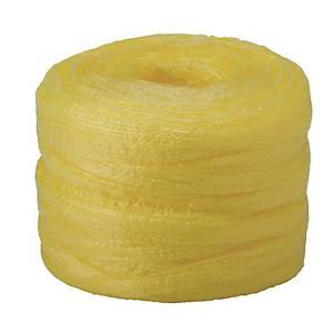 금성 포장끈 250g 노랑