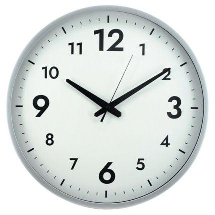 Horloge murale grandes dimensions alba quartz haute precision diam 38 cm for Horloge murale grande dimension