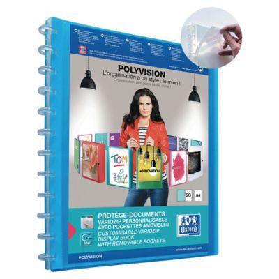 Elba Polyvision portalistino di presentazione 20 tasche A4