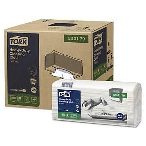 Tork Heavy Duty 530178 nagy teljesítményű tisztítókendő, fehér