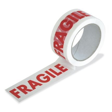 viva 1120fr fragile pack tape pp 50mmx66