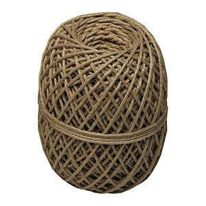 HERLITZ STRING NATURAL 45/20KG 100M BRW
