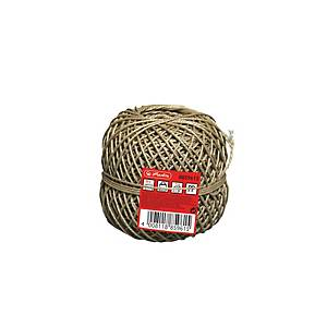 HERLITZ STRING NATURAL 31/15KG 80M BRW
