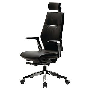 ENEKA EXECUTIVE CHAIR SYNCH LEATHER