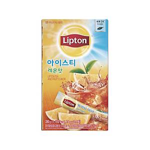 PK20 LIPTON ICE TEA LEMON 14G