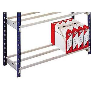 Rangeco muscular shelving additional racks 70 cm depth - pack of 2 shelves