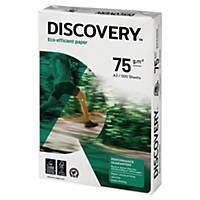 Kopierpapier Discovery A3, 75 g/m2, weiss, Pack à 500 Blatt