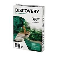 Kopierpapier Discovery, A3, 75g, weiß, 500 Blatt