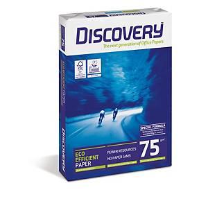 Resma de 500 folhas de papel Discovery Eco Efficient - A3 - 75 g/m²