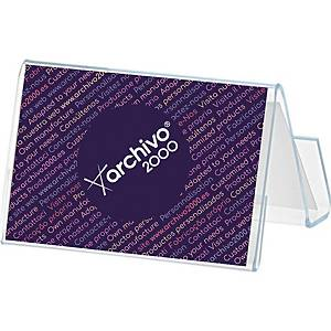 ARCHIVO2000 6151 BUSINESS CARD SUPP HOR