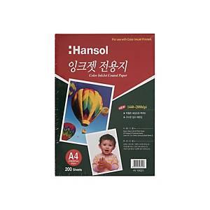 PK100 HANSOL HS-003 PAPER 100G A4