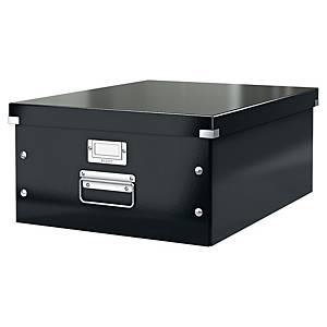 Aufbewahrungsbox Leitz Click & Store für A3, schwarz